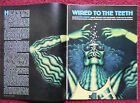 "1978 Magazine Article ""Wired to the Teeth' by Neil Amdur w/ Ed Paschke ART"