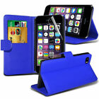 LEATHER FLIP CASE for iPhone 6 6S 7 8 Plus 5S SE 5C Magnetic Wallet Phone Cover