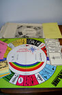 Vintage Elkhart Indiana Monoply Game