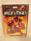 The Invincible Iron Man DVD BRAND NEW FACTORY SEALED