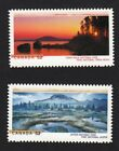 Jasper = Terra Nova = Canada 2007 #2223-24i MNH-VF Quarterly Pack DIE CUT Stamps