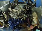 HUGE Lot Vintage 80s and 90s Fashion Jewelry Assorted Broken For Parts or Repair