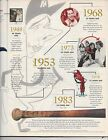 Micky Mantle, DiMaggio, 68 Yankees Baseball, Sports Illustrated 1993 July OFFER