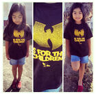 Wutang is for the children t-shirt for toddlers