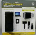 NEW / SEALED ~ Targus Laptop Charger # APA024US Tablet & iPhone Charger
