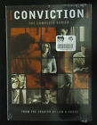 (RI2) Conviction - The Complete Series (DVD, 2006, 3-Disc Set) - NEW/NIS