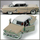 WELLY 1953 FORD VICTORIA TAN 1/24 DIECAST MODEL CAR UN-BOXED NEW