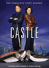 CASTLE Season 1- DVD Set First Season BRAND NEW