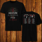 Halestorm & In This Moment with New Years Day tour 2018 T-shirt 2 side