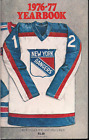 1976-77 NEW YOR RANGERS OFFICIAL MEDIA GUIDE, GOOD CONDITION! (544)