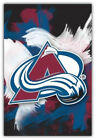 "Colorado Avalanche NHL Car Bumper Sticker Decal ID:8 ""SIZES"" $3.75 USD on eBay"