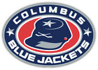 "Columbus Blue Jackets NHL Car Bumper Sticker Decal ID:1 ""SIZES"" $3.75 USD on eBay"