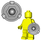 Kyпить Custom BUCKLER SHIELD Medieval Castle for Lego Minifigures-Pick your Color!- на еВаy.соm