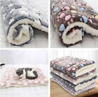 Cat Bed Dog Blanket Luxury Large Warm Pet Towel Cat Mat for 6 Size& 6 Color
