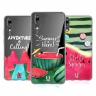 HEAD CASE DESIGNS WATERMELONS SOFT GEL CASE FOR HUAWEI PHONES