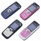Nokia 2610 Unlocked Simple Basic 2G Mobile Phone GSM Network NEW Cellphone Phone