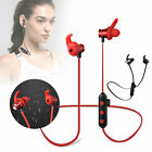Wireless BT 4.1 Headphone with TF SD Card Slot Magnetic In Ear Earbud