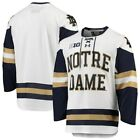 Under Armour Notre Dame Fighting Irish White Replica College Hockey Jersey
