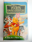 Walt Disnwy Poohs Grand Adventure: The Search for Christopher Robin (VHS, 1997)