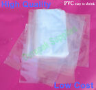 "500 to 3000 pcs 4x6"", 6x6"", 6x7"" up to 8x12"" PVC Heat Shrink Wrap Film Flat Bags"