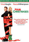 Four Christmases (DVD, 2009) 4 chritmas's the movie Vince Vaughn, Reese Withersp