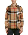 Burberry Flannel Shirt
