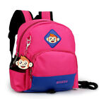 New Baby Toddler Kid Keeper Safety Harness Backpack Walking Strap Rein Leash Bag