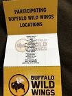 Buffalo Wild Wings -32 Coupons - SPECIFIC IOWA LOCATIONS ONLY- SEE DETAILs