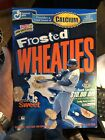 14.75 Oz Box Of Frosted Wheaties Ken Griffy Jr.