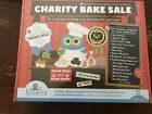 Toy of the Year Award Bizainy Charity Bake Sale Kit New Sealed in Plastic
