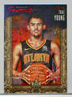 TRAE YOUNG RC 2018-19 COURT KINGS ROOKIE PORTRAITS RUBY 68/99 ATLANTA HAWKS