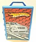 Hot Wheels 48 Car 1:64 Scale Snap Tight Carry Storage Case Tare Mattel 2005
