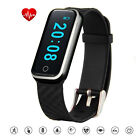 Sport Smartband Wristband Bracelet Bluetooth Heart Rate For Men Women Girls Boys