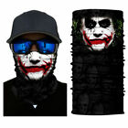 Multi-fun Neck Gaiter Warmer Face Shield Sun Masks Bandana Fishing Balaclava M82