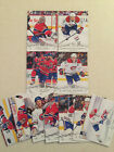2018 19 Upper Deck NHL HOCKEY TEAM SETS Pick YOUR Team Series I $1.79 USD on eBay