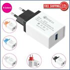 18W USB Charger Quick Charge 3.0 USB Rapid Wall Charger Adapter EU Plug Portable