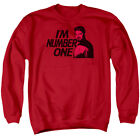 Star Trek Next Generation TNG I'M NUMBER ONE Crewneck Sweatshirt S-3XL on eBay