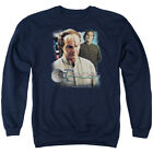 Star Trek Enterprise Series DOCTOR PHLOX Licensed Crewneck Sweatshirt S-3XL on eBay