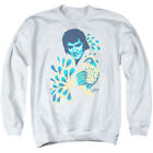 Elvis Presley PEACOCK Licensed Adult Crewneck Sweatshirt S-3XL