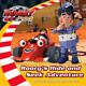 Roary the Racing Car - Hide and Seek Adventure: Lift-the-Flap Board Book, , Used