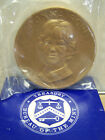 "Bronze 3"" Medal Donna Pope with Box"