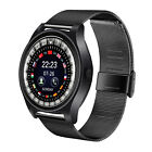 Bluetooth Smart Watch Compatible with iPhone Samsung Android for Men Women Kids