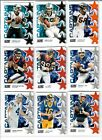 2019 Panini Score Football CAPTAINS You Pick Brady Brees Cousins Dak Mariota +++