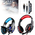 For PS4 Xbox One PC Mac 3.5mm Wired Gaming Headset Mic Stereo Surround Headphone
