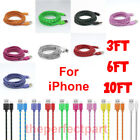 Kyпить For iPhone 6 7 8 iPhone XS XR Lightning Charger Cable 3/6/10FT USB Charging Cord на еВаy.соm