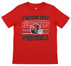 Outerstuff NFL Youth Tampa Bay Buccaneers Team Color Short Sleeve Tee $9.99 USD on eBay