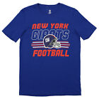 Outerstuff NFL Youth New York Giants  Team Color Short Sleeve Tee $9.99 USD on eBay