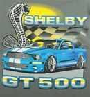 Shelby Flags T-Shirt - GT500