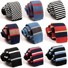 Fashion Men's Colourful Tie Knit Knitted Tie Necktie Narrow Slim Skinny Woven $5.03 CAD on eBay