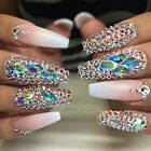 GORGEOUS Swarovski Rhinestones for Nail Art - Crystal AB - Mixed Sizes Available